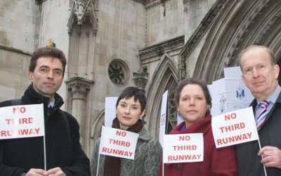 Opposing Heathrow expansion